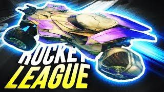 Best Goal in Rocket League History? lol