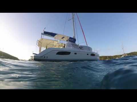 Sunsail BVI Flotilla 2017