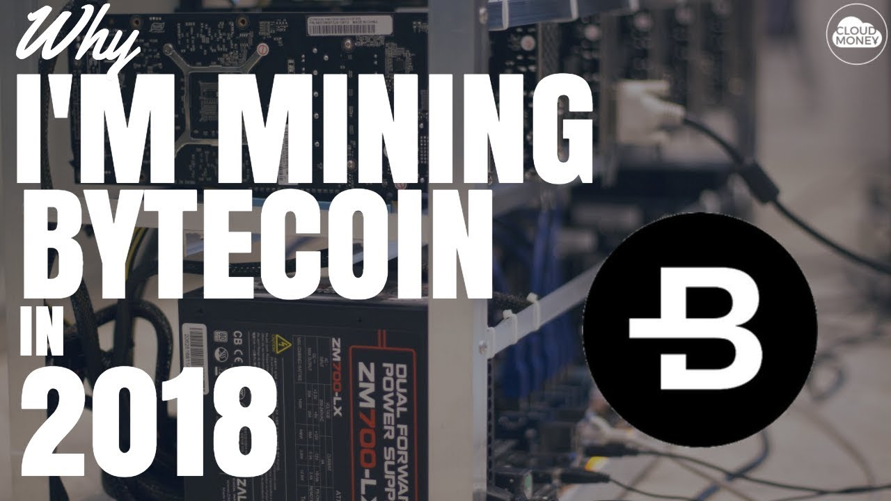 Why I'm Mining ByteCoin (BCN) With My Mac