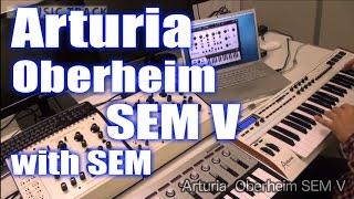 arturia SEM V Demo&Review [English Captions]