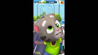Кот Том Бег за золотом - отличная игра на канале