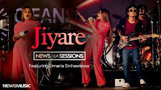Jiya Re - Umariya ft. News   Live @ O Fans Festival 2020