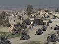 Raw: Iraqi Army's Move on Mosul Continues