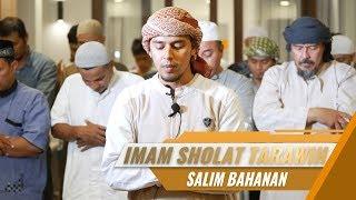 salim bahanan imam tarawih al fatihah surat at tin surat al fill