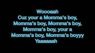 Chromeo - Momma's Boy (iPopLyrics)