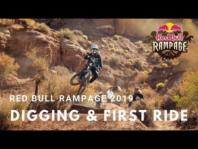 REDBULL RAMPAGE 2019 EP.2 // CIRCUITO ACABADO Y PRIMEROS TESTS - Bienvenido Aguado