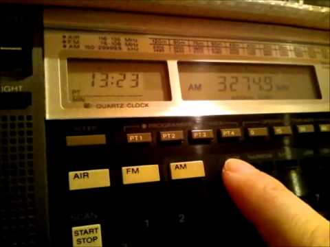 PNG NBC-Southern Highlands 3275kHz
