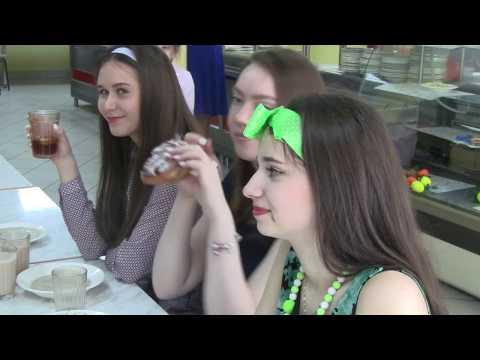 Стиляги 11 а школа 6 2017 Югорск