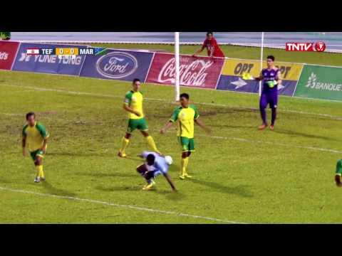 OFC CHAMPIONS LEAGUE - Goupe D - 3ème journée - AS TEFANA (TAH) vs. MARIST FC (SOL)