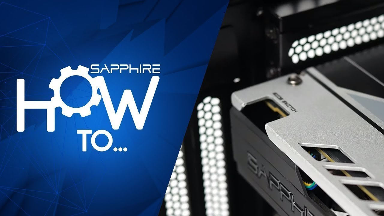 SAPPHIRE How To: Use Dual BIOS