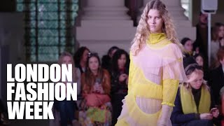 LFW February 2020 | Day Four Highlights