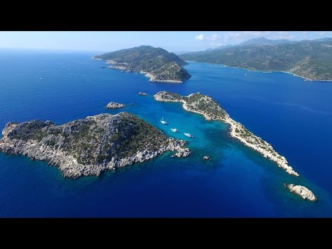 Luxury Gulet Cruises and Yacht Charters in Turkey from Sky with Gulet Evita