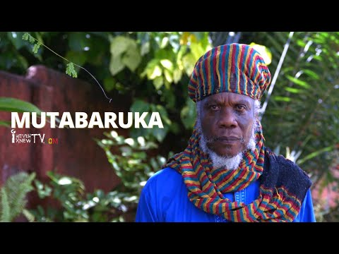 """Mutabaruka Speaks """"Technology Is The New God Ruling The Earth"""""""