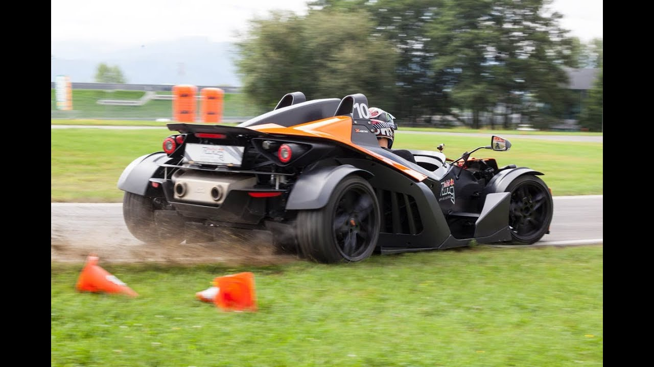 Ktm X Bow >> KTM X-Bow Action am Red Bull-Ring - YouTube