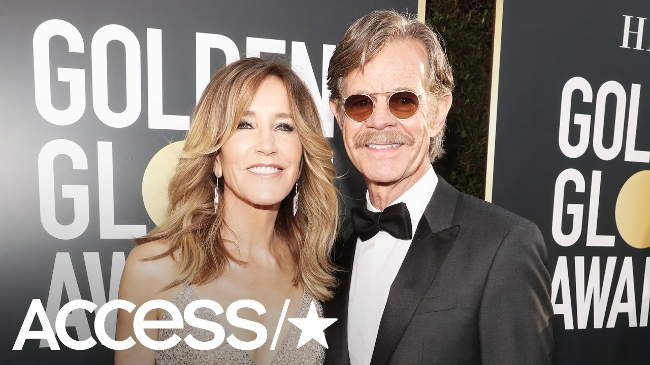 Image result for felicity huffman and william H macy you tube