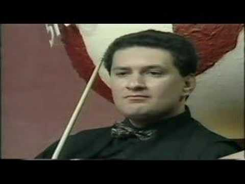 Snooker - 1992 world final - championship summary (part 1)