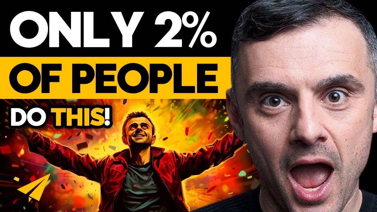 Gary Vaynerchuk's Top 50 Rules for Success Vol. 2 (@garyvee)