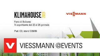 Viessmann @Klimahouse 2019 (it)