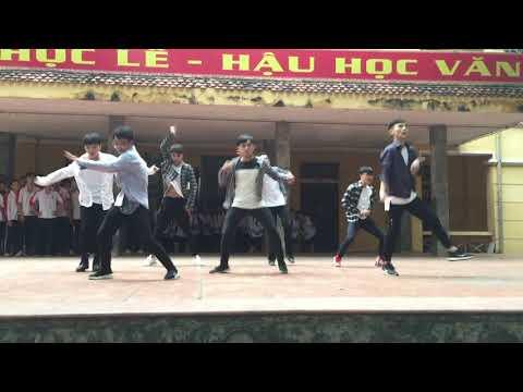 DNA - BTS dance cover by THPT Trần Phú , Vĩnh Yên , Vĩnh Phúc