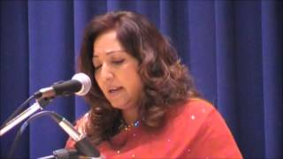 Roma Rose Azariah Urdu Praise and Worship Songs at Edison Part 1 of 5