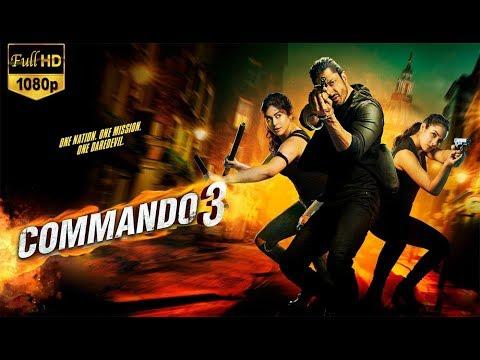 Commando 3 | FULL MOVIE facts | Vidyut, Adah, Angira, Gulshan|Vipul Amrutlal Shah |