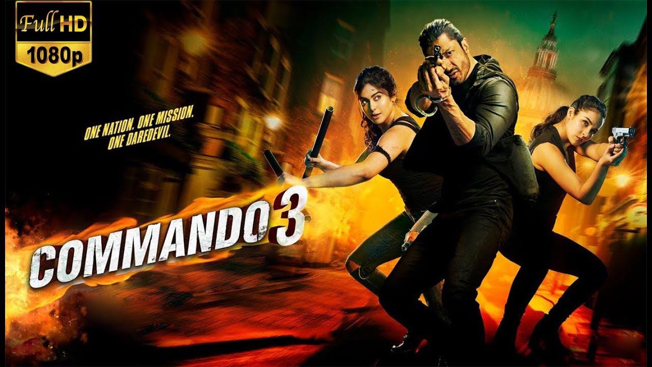Commando 3 Full Movie Facts Vidyut Adah Angira Gulshan Vipul Amrutlal Shah Youtube