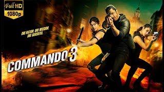 Commando 3   FULL MOVIE facts   Vidyut, Adah, Angira, Gulshan Vipul Amrutlal Shah  