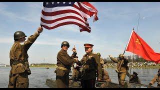 Где русские солдаты воевали с американскими солдатами ?
