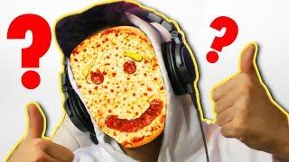 SI J'ÉTAIS UNE PIZZA, JE SERAIS...