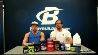 Branched Chain Amino Acid Supplements (BCAA