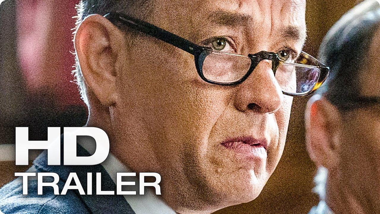 BRIDGE OF SPIES Trailer German Deutsch (2015)