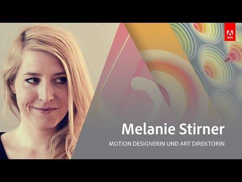 Animierte Fonts mit Melanie Stirner - Adobe Live 2/3