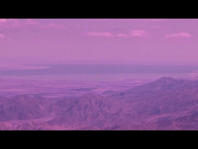 Long Range Visibility from Mt San Jacinto