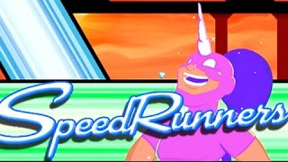 SpeedRunners with The Crew!  (We Broke The Game!! Help!)