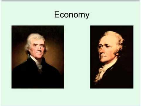 7-1 Washington's Administration