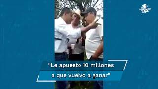 Se trata del panista Armando Pimentel Gómez, quien también presumió su amistad con el extinto Rafael Moreno Valle