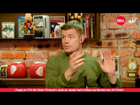 BOD explains the difference between Ireland and Leinster's defence