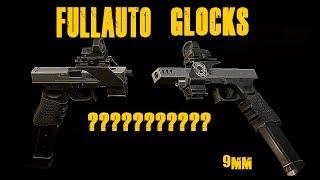 Escape From Tarkov | Glock Full Auto Why Not it