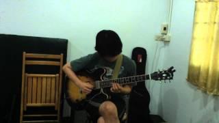 Gibson ES-335 & Acoustic Image Corus+