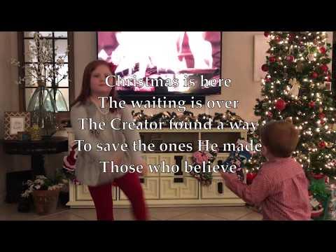 Christmas Is Here - Original song and Christmas Greeting