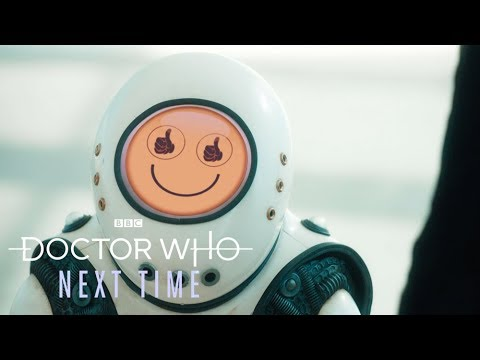 Smile: Alternative Next Time Trailer (With Theme) - Doctor Who Series 10
