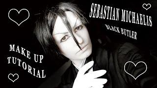 Sebastian Michaelis    Make Up Tutorial