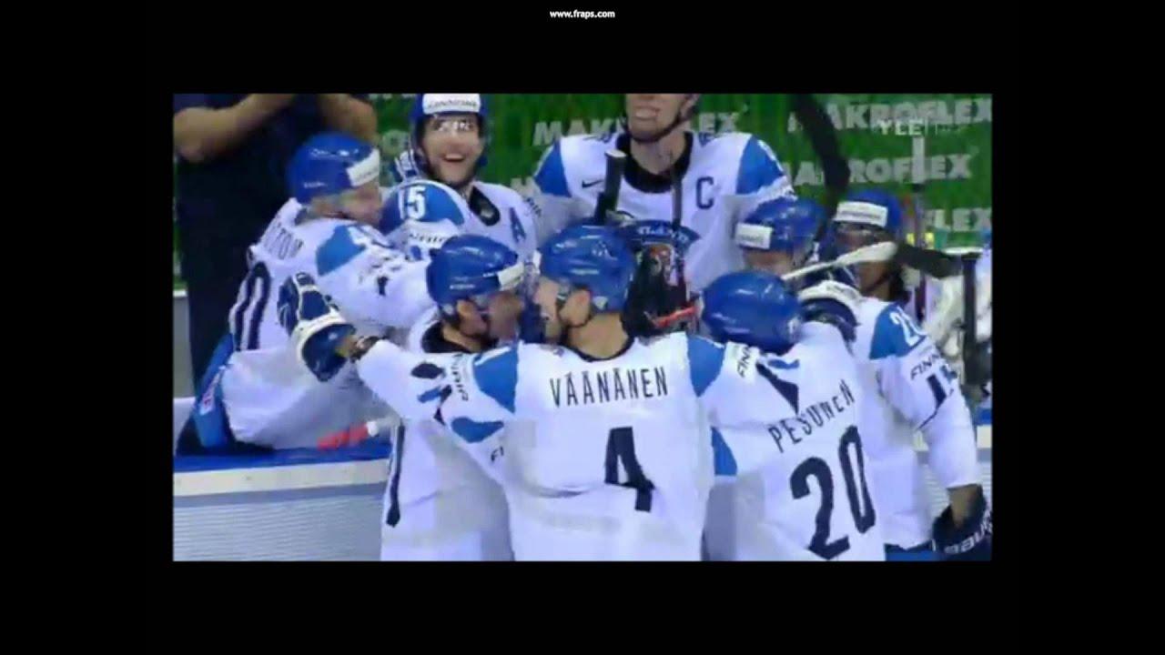 Mikael Granlund: ilmaveivi MM-jääkiekko 2011 Suomi - Venäjä - YouTube