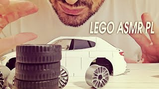 Składamy Autko z LEGO. ASMR po polsku
