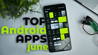 TOP/BEST Android Apps JUNE. / Must have android apps June ft @Thedevicehub