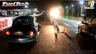 Fusca 1.6 Boxer X Gol Turbo | Drag Race 1ª Etapa | Racha 2ª Etapa | Interlagos -- Sp -- 15.02.2014.