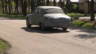 1965 Jaguar 3.8 S-Type first drive.