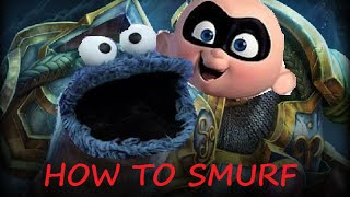 Smite: How to smurf (I want dat tyr skin)