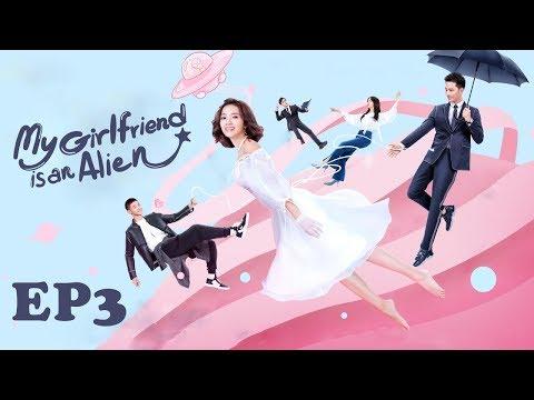 Full【ENG SUB 】My Girlfriend Is An Alien EP3——Starring: Wan Peng, Hsu Thassapak, Wang You Jun