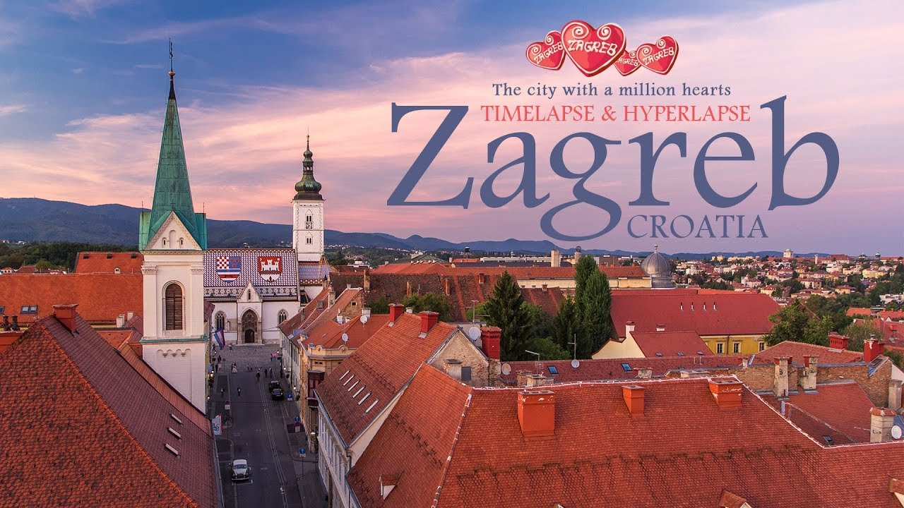 Zagreb the city with a million hearts timelapse hyperlapse zagreb the city with a million hearts timelapse hyperlapse altavistaventures Images